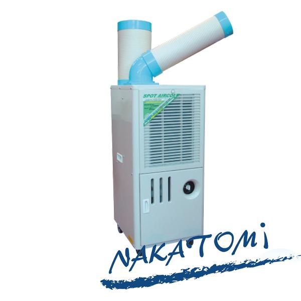 Máy lạnh di động Nakatomi SAC 407ND chính hãng