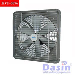 Quạt Thông Gió Công Nghiệp Dasin KVF-3076