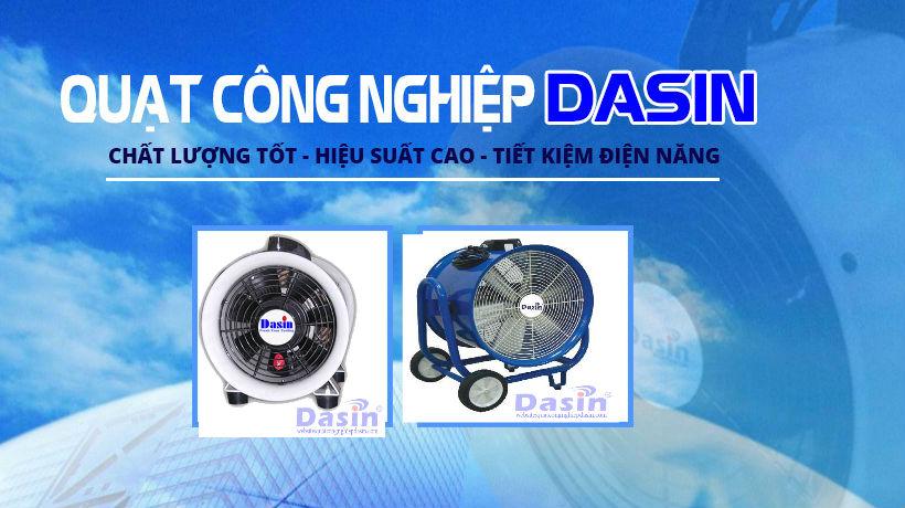 Quạt hút công nghiệp Dasin chất lượng cao