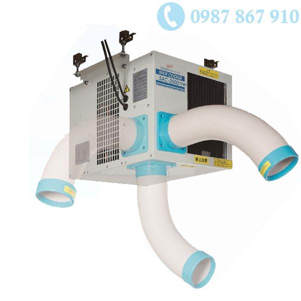 Máy lạnh di động Nakatomi SAC-2500 chính hãng giá rẻ