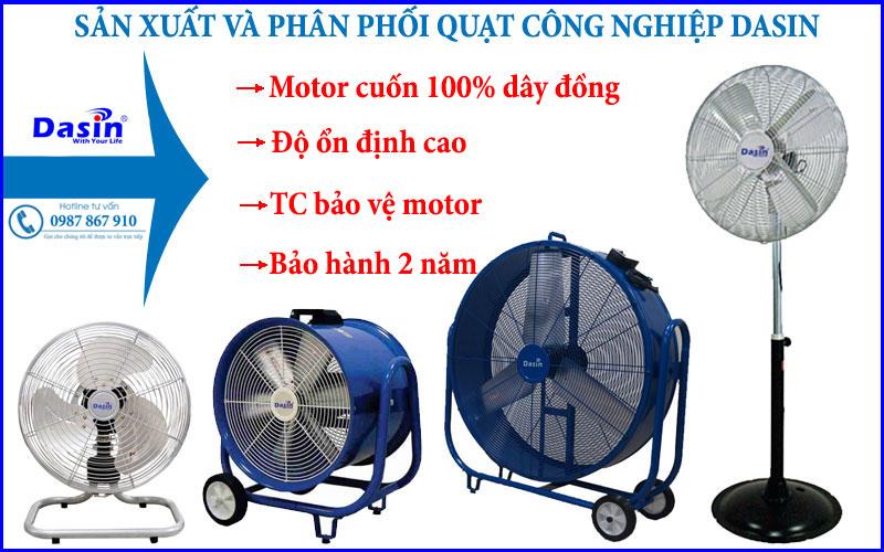Ưu điểm của quạt công nghiệp giá rẻ tại Hà Nội