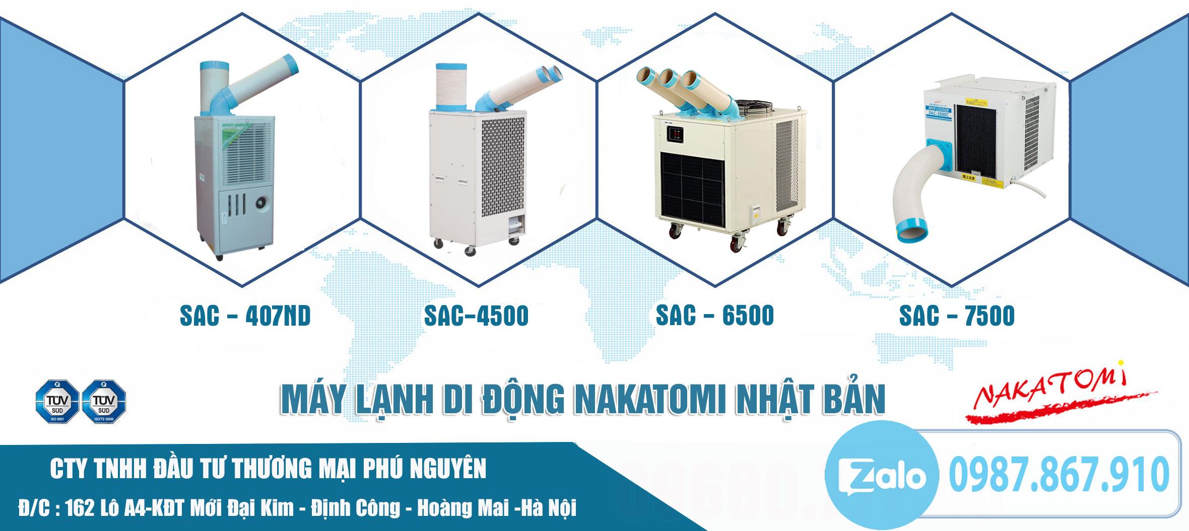 Điều Hòa-Máy Lạnh Di Động giá rẻ Tại Hà Nam