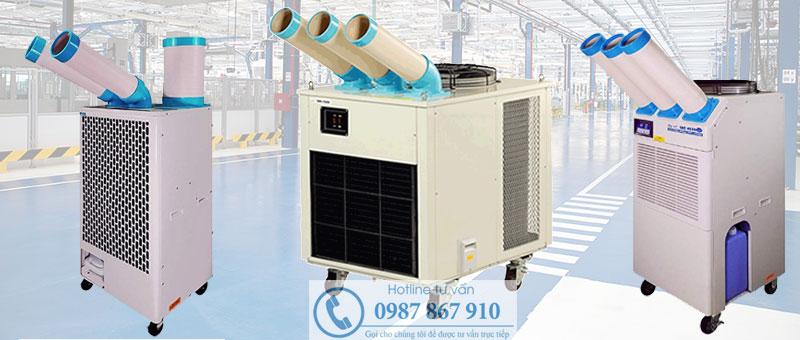 Điều hòa, máy lạnh di động chính hãng giá rẻ chất lượng cao tại Hải Phòng