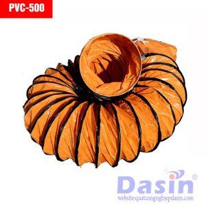 ống gió mềm dasin phi 500mm