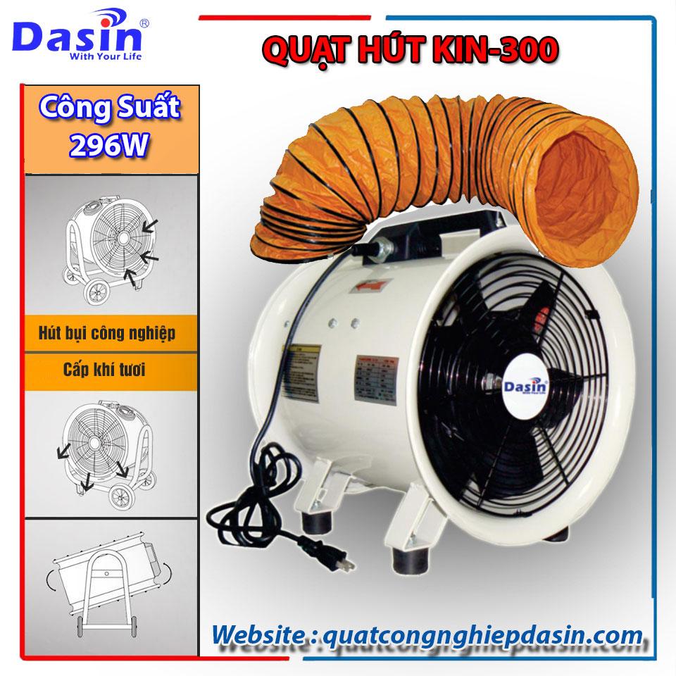Quạt hút Dasin Kin 300 chính hãng giá rẻ chất lượng cao