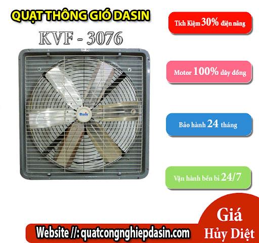 Quạt thông gió Dasin KVF 3076
