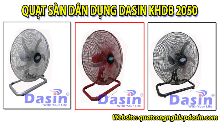 quạt sàn dân dụng Dasin KHDB 2050