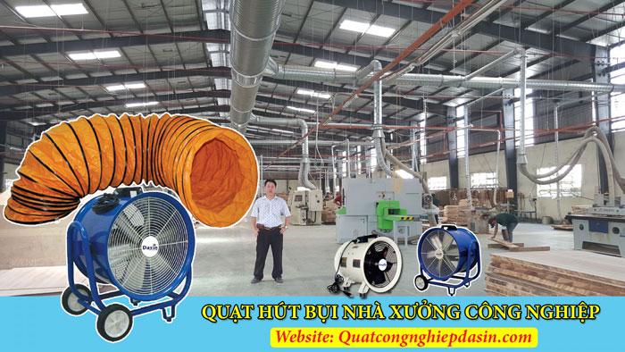 Các loại quạt hút công nghiệp Dasin