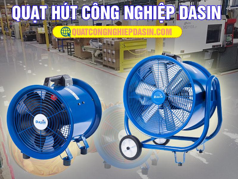 Quạt hút di động công nghiệp Dasin