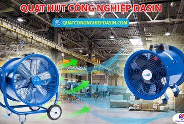 quạt hút công nghiệp tại Quảng Ninh