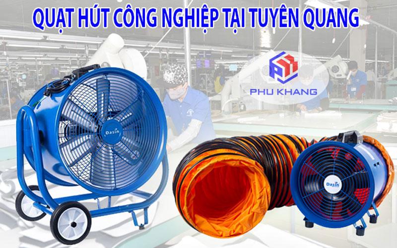 Quạt hút công nghiệp tại Tuyên Quang