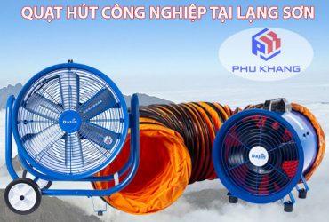 Quạt hút công nghiệp tại Lạng Sơn