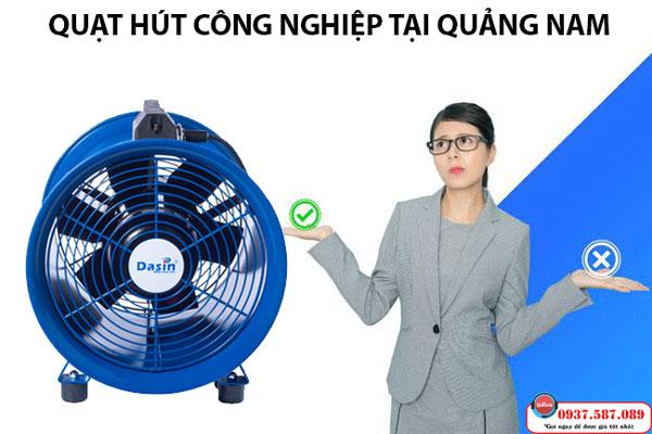 Quạt hút công nghiệp tại Quảng Nam